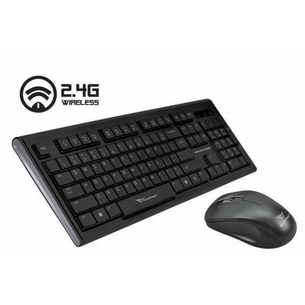 ALCATROZ Xplorer Air 2200SL (Grey) Wireless Optical Keyboard