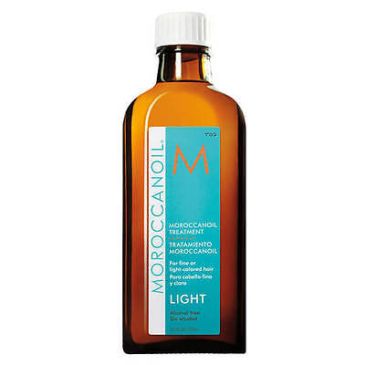 Moroccanoil LIGHT Treatment 100ml (3.4oz) - Original / pump included