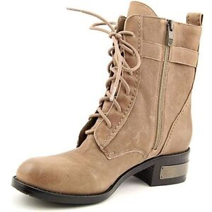 Vince Camuto Waneta Women US 6 NEW IN BOX taupe Ankle Boot BRAND