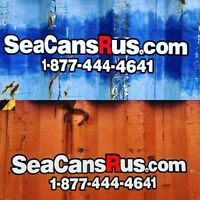 Shipping Containers / Sea Can Sales, Delivery & Relocations