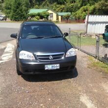 2006 Holden Viva Sedan Queenstown West Coast Area Preview