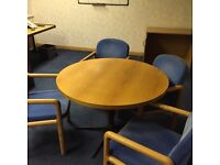 Meeting room table / reception table / waiting area