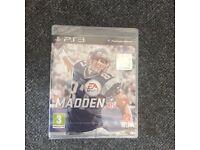 PlayStation 3 inc Madden 17