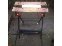 Handy diy work bench for woodwork £12.00