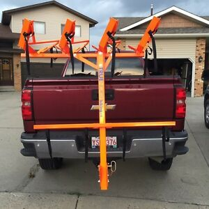 Vehicle mount vertical bike rack,multi-discipline,starts at $700 Revelstoke British Columbia image 9