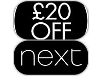 £20 off a £50 spend NO CATCHES