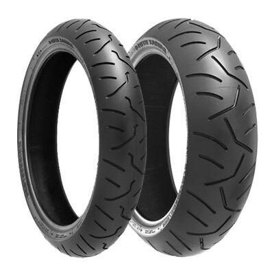 Bridgestone 120/70ZR17 180/55ZR17 BT014 Pair Tyres