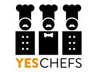 Agency chef - Halifax and Leeds