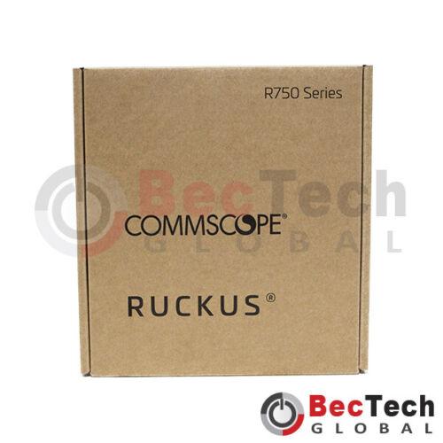 Ruckus R750 Indoor Access Point P/N: 901-R750-US00
