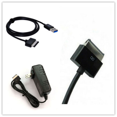 Wall AC Charger &USB cable for Asus Eee Transformer Tablet T