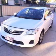 2012 Toyota Corolla Sedan (Price Reduce) Everton Park Brisbane North West Preview