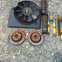 Trailblazer ss suspension parts