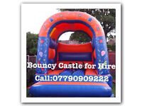 ADULD AND CHILDREN bouncy castle