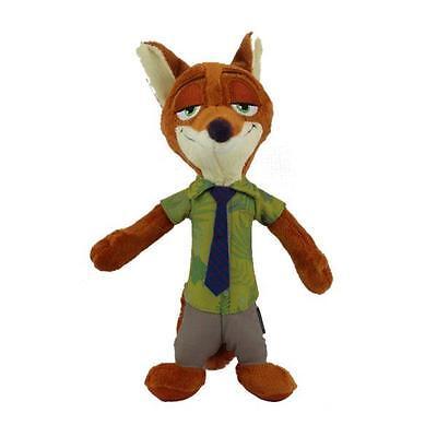TOMY Disney Zootopia Large Plush Toy - Nick Wilde 25cm
