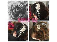 Wedding hair specialist - freelance