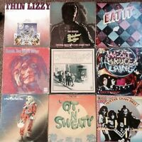 LP Record Lot, some are hard to find.