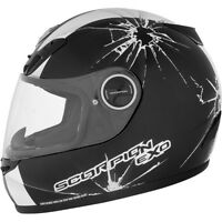 Scorpion EXO-400 Motorcycle Helmet ladies size small