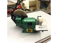 Wet and Dry Bench Grinder