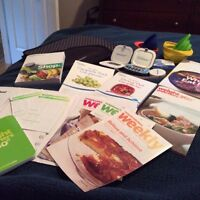 Weight Watchers Books, calculator etc...