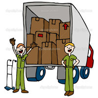 2 PROFESSIONAL MOVERS AND 8X16FT TRUCK ONLY $75/HR!CALL OR TEXT!