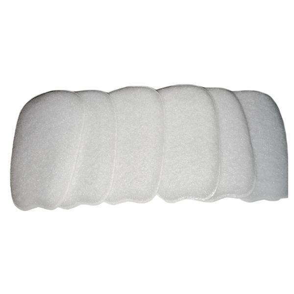 Felt Tongue Pads For Shoes with Adhesive Back (3 pair) XL Clothing & Shoe Care