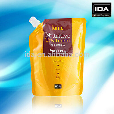 ONE pcs IDA IONIC NUTRITIVE HAIR TREATMENT 500ML
