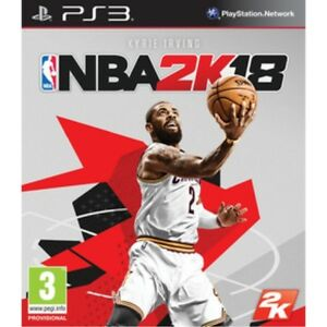 Looking for PS3 Game NBA 2K18 Buying Price $35-$40
