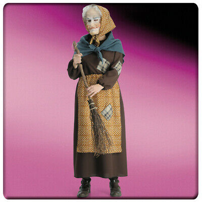 COSTUME BEFANA TAGLIA UNICACT27100DIVERTILANDIA
