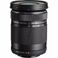 Olympus 40-150mm telephone lens for Micro four thirds MFT M43