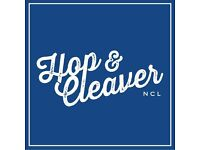 Waiting Staff - Hop and Cleaver