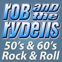 Rob & The Rydells - rock and roll dance band