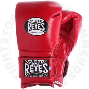 Red Cleto Reyes Gloves 14oz $180 obo