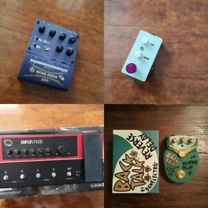 GUITAR PEDAL SELL OFF