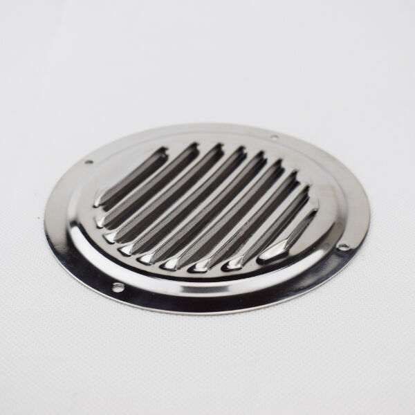 Nice 5 Quot Round Louvre Air Vent Stainless Steel Ventilation