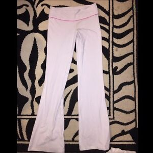 White TNA pants Great Condition Size small