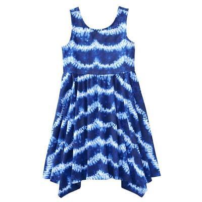 NWT Gymboree Tie Dye Handkerchief Dress Girls many sizes  - Girls Handkerchief