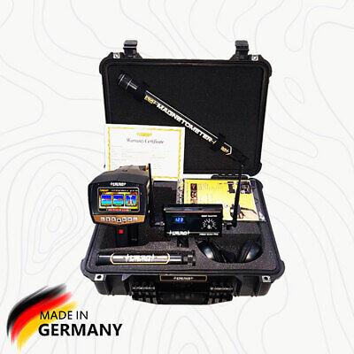 Mega Scan Pro - Long Range Locator And Magnetometer System -treasure Hunter