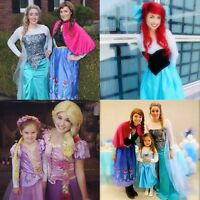 Princess parties Elsa Anna frozen and more!