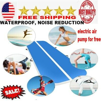 Inflatable Gymnastics Airtrack Tumbling Mat for air track mats airtrack GYM