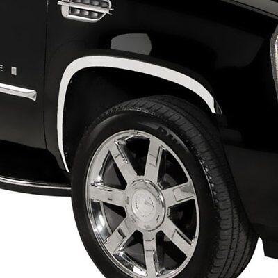 For Cadillac Escalade EXT 2007-2013 Putco 97320 Polished Fender Trim
