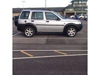 Land Rover freelander td4, 5 door 03 reg