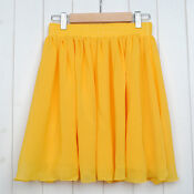 Mini Skirt Size 17