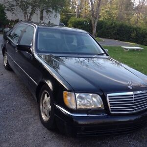 Mercedes S600 for sale