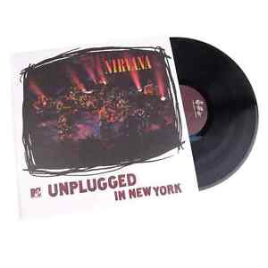 nirvana unplugged record