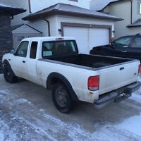 2000 Ford Ranger XLT Ext Cab CHEAP TRANSPORTATION GOTTA GO!!