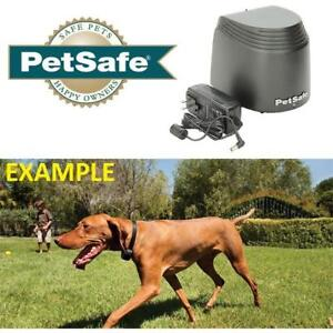 NEW PETSAFE WIRELESS FENCE EXTENDER PIF00-13210 184536744 TRANSMITTER STAY PLAY EXTRA BOUNDARY