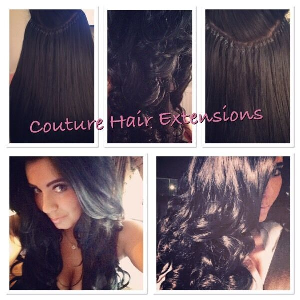 Mobile Hair Extension Service Covering Essex London Kent Micro