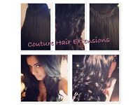 Mobile Hair Extension Service covering Essex, London & Kent. Micro Ring, Nano , Weft, Mini Locks