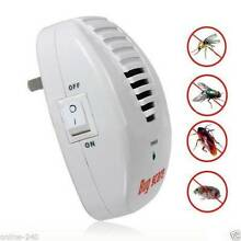 NEW Electronic Ultrasonic Mouse Rat Insect Pest BugScare Repeller Salisbury Downs Salisbury Area Preview