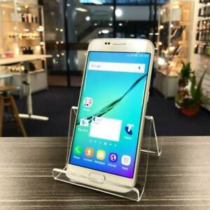 SAMSUNG S6 EDGE 64GB WHITE UNLOCK AU MODEL WARRANTY